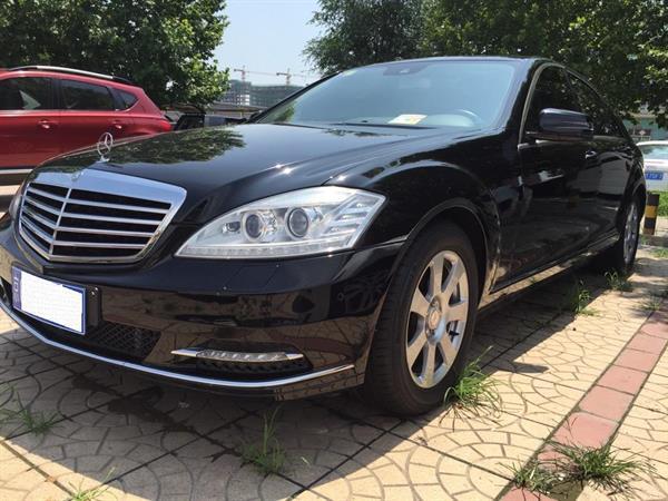 奔驰 奔驰S级(进口) 12款 300L 豪华型 Grand Edition
