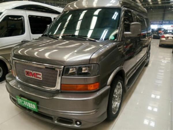 GMC GMC(进口) 12款 GMC 7座1500型豪华商务车